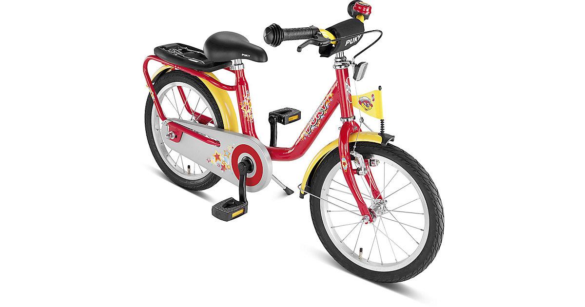 Fahrrad Z 6, 16 Zoll, rot