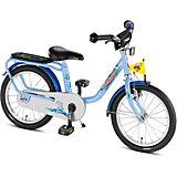 PUKY Fahrrad Z 6, 16 Zoll, Ocean Blue