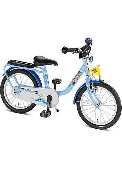 puky fahrrad z 6 16 zoll ocean blue puky mytoys. Black Bedroom Furniture Sets. Home Design Ideas