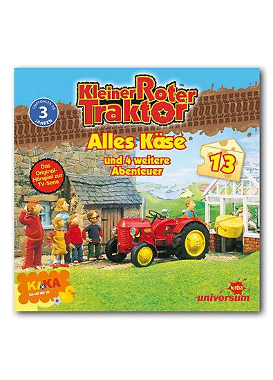 CD Kleiner Roter Traktor 13 - Alles Käse