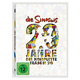 DVD Simpsons - Season 20