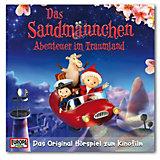CD Sandmännchen - Abenteuer im Traumland (Hörspiel zum Kinofilm)
