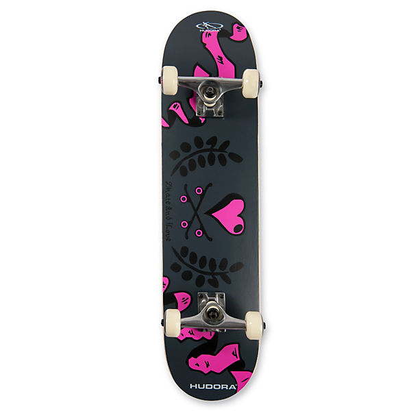 skateboard love abec 5 hudora mytoys. Black Bedroom Furniture Sets. Home Design Ideas