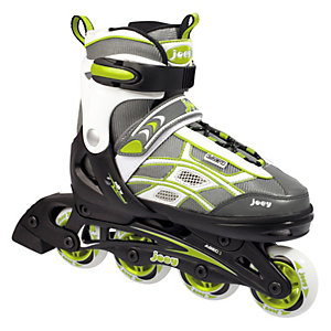 Roller Blades HD-168, Green Size 29-32
