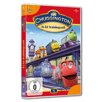 DVD Chuggington 05 - Es ist Trainingszeit