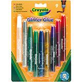 Crayola Оформительский клей, 9 цветов