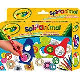 Kreativset Spiralzeichner Tiere