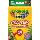 Wachsmalstifte, 24 Farben