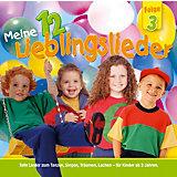 CD Fun Kids - Meine Lieblingslieder 3