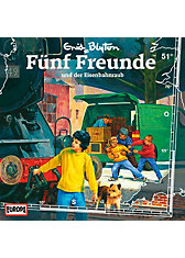 CD Fünf Freunde 051/und der Eisenbahnraub