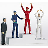 CARRERA EVOLUTION / DIGITAL 132/124 20021121 Winner's Podium with Figures