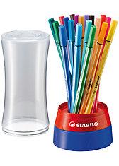 Filzstifte Pen 68 Tischset, 19 Farben