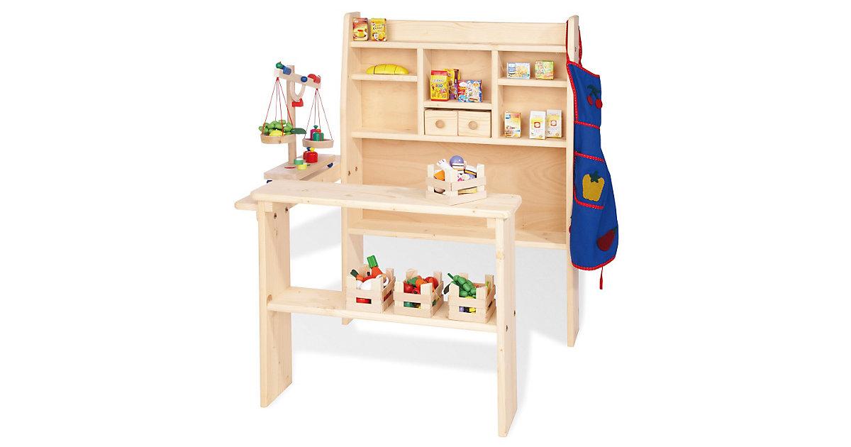 KinderkUche Holz Just Like Home ~ Shopthewall  kaufladen aus holz marktstand lucy kauflden spielkchen