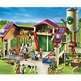 PLAYMOBIL 5119 Ферма: Новая ферма с силосной башней