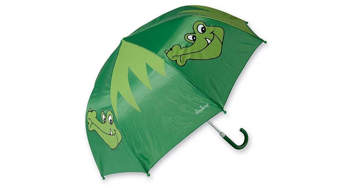 Kinder Regenschirm grün