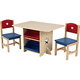 Children's Seating Group Star, 5 Pieces