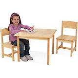 Children's Seating Group Aspen, Natural, 3 Pieces