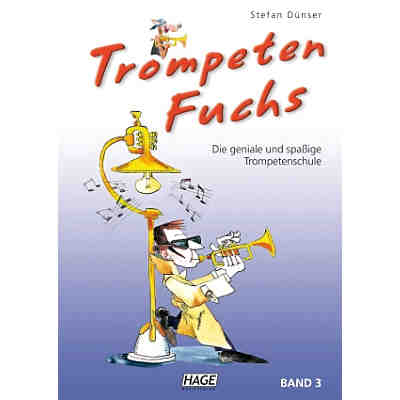 Trompeten Fuchs 3, mit Audio-CD