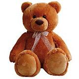 AURORA Мягкая игрушка Медведь сидячий (коричневый), 80 см