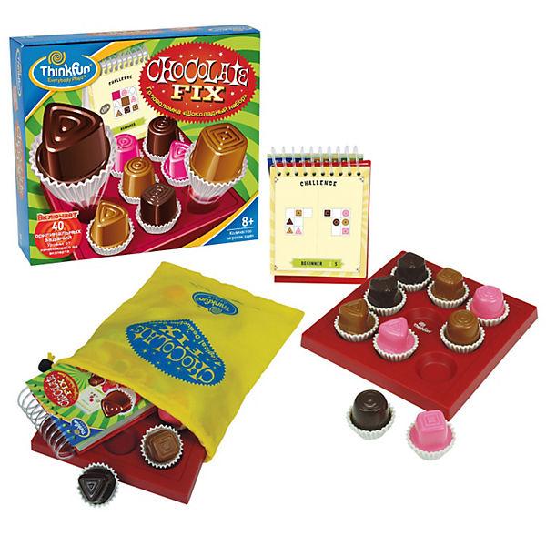 "Игра-головоломка ""Шоколадный набор"", Thinkfun"