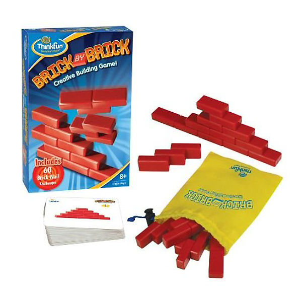 "Игра ""Кирпичики Brick by brick"", Thinkfun"