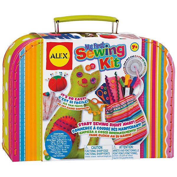 Мой первый набор Все для шитья, ALEX