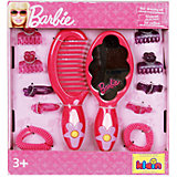 "klein Набор с зеркалом ""Barbie"", 12 предметов"