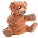 "Gulliver Мягкая игрушка ""Рукавичка-медведь"", 27см"