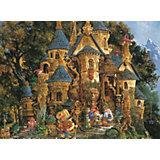 Пазл «Школа волшебства» 500 деталей, Ravensburger