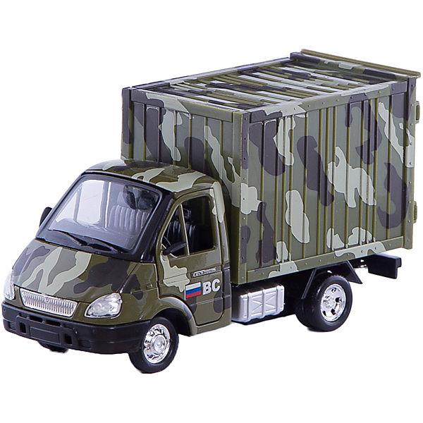 ТЕХНОПАРК Военный фургон