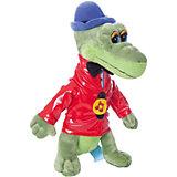 """Мягкая игрушка """"Крокодил Гена"""" озвученная."""