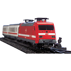 DICKIE Железная дорога со световыми и звуковыми эффектами