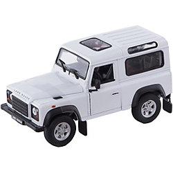 Welly Модель машины 1:24 Land Rover Defender
