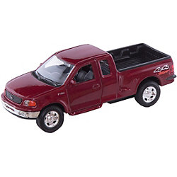 Welly Модель машины 1:37 1999 FORD F-150 Flareside Supercab Pick Up