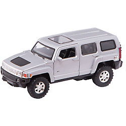 Welly ������ ������ 1:32 HUMMER H3