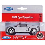 Welly Модель машины 1:34-39  OPEL SPEEDSTER