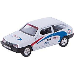 Welly Модель машины 1:34-39 LADA 2108 Rally