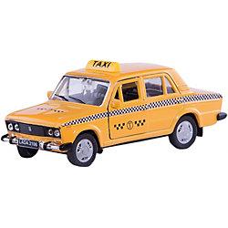 Welly Модель машины 1:34-39 LADA 2106 Такси