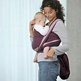Tragetuch Carry Sling, berry, 450 x 70 cm