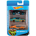 Hot Wheels Подарочный набор из 3 машинок