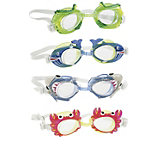 Sea Monsters Swimming Goggles, Assorted
