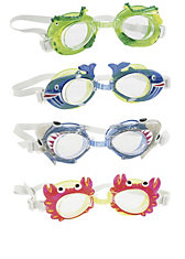 Schwimmbrille Sea Monsters, sortiert