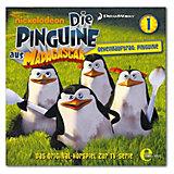 CD Die Pinguine aus Madagascar 01 Geheimauftrag: Pinguine