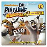 CD Die Pinguine aus Madagascar 02 King- Julien-Tag!
