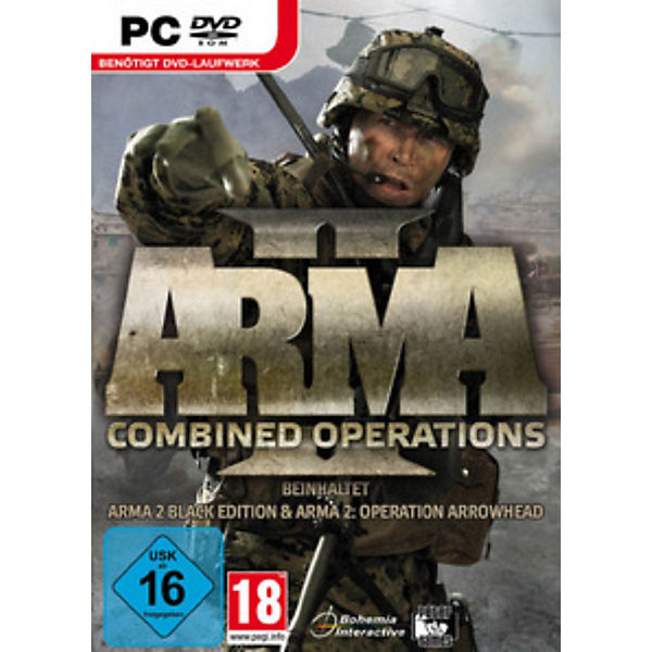 PC ARMA 2 Combined Operations (Gold)