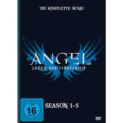 DVD Angel - Complete Box