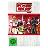 DVD Star Wars: The Clone Wars - Season 2 (4 DVDs)