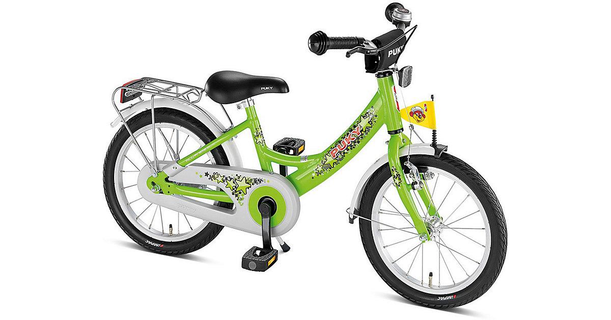 Fahrrad ZL 18, 18 Zoll, kiwi grün