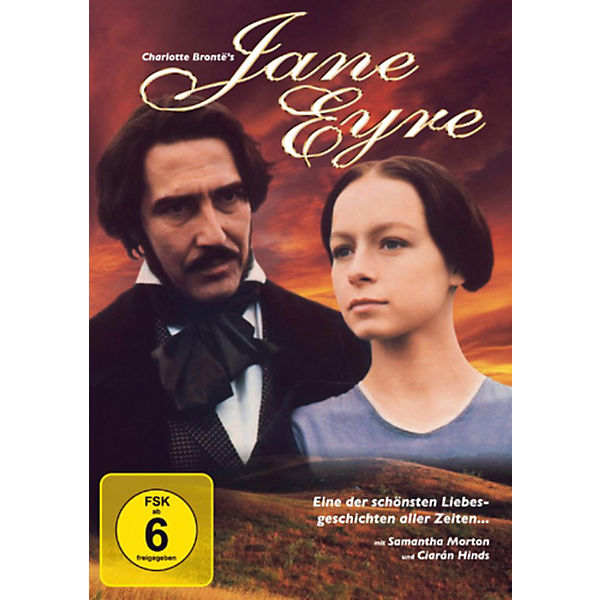 DVD Jane Eyre