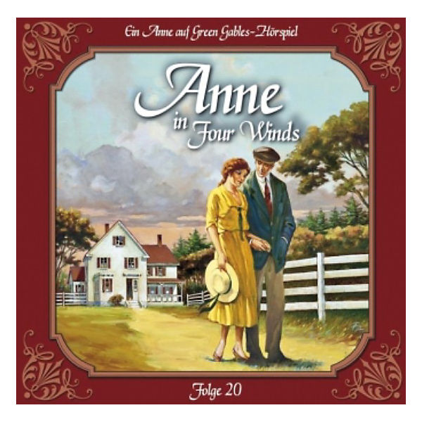 Anne in Four Winds: Ein neuer Anfang, 1 Audio-CD